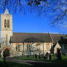 St John's Moordown by RedHillDigital