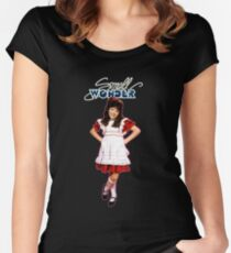 Small Wonder Women's Fitted Scoop T-Shirt