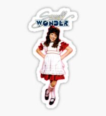 Small Wonder Sticker