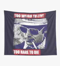 Gonzo Hunter S Thompson Wall Tapestry