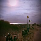 Bye beach.... by Dirk van Laar