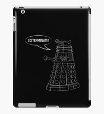 Dalek! iPad Case/Skin