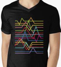 Justice - D.A.N.C.E Links Men's V-Neck T-Shirt