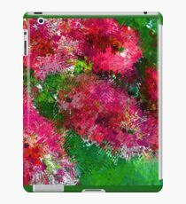 Bottle Brush Abstract iPad Case/Skin