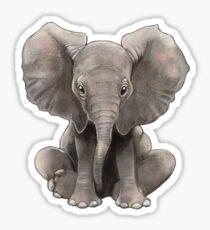 Baby Boo Glossy Sticker