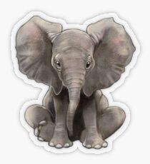 Baby Boo Transparent Sticker
