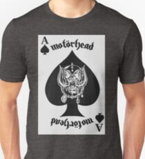 Ace of Spades- Playing Card Unisex T-Shirt