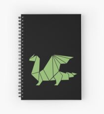 Draconis Spiral Notebook