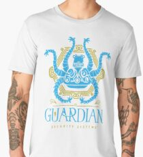 Protected by Guardian Security Men's Premium T-Shirt