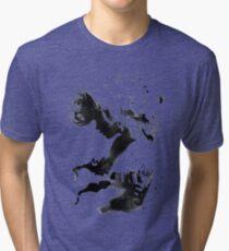 Black Cloud Tri-blend T-Shirt