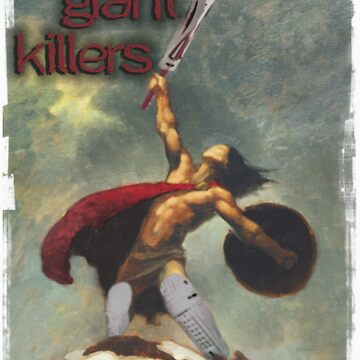 Giant Killers 1 2008 Tshirt by InspiREDbubbles