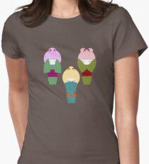 the three kokeshi's T-Shirt