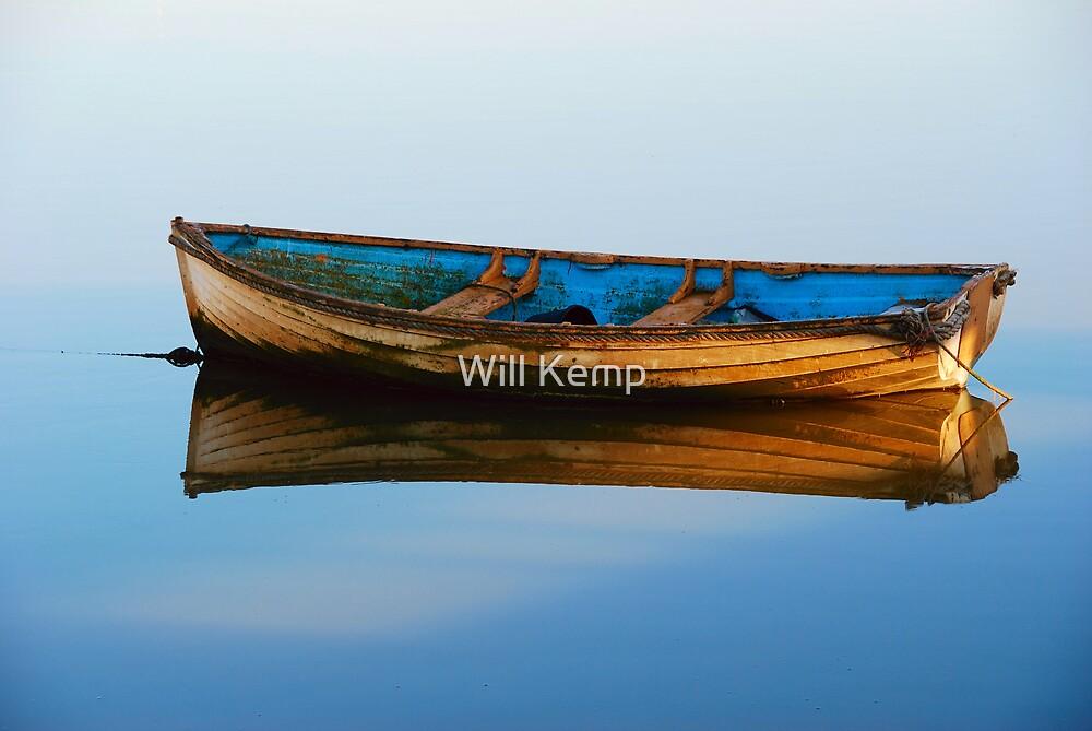 Flat Calm by Will Kemp