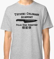Totsuki Culinary Academy - Polar Star Dormitory Classic T-Shirt