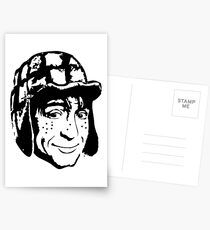 El Chavo Postcards