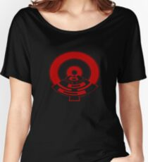 Mandala 23 Colour Me Red Women's Relaxed Fit T-Shirt