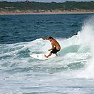 Surfer by Dave Reid