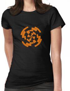 Mandala 10 Vitamin C Womens Fitted T-Shirt