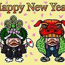 New year pipico by kuuma
