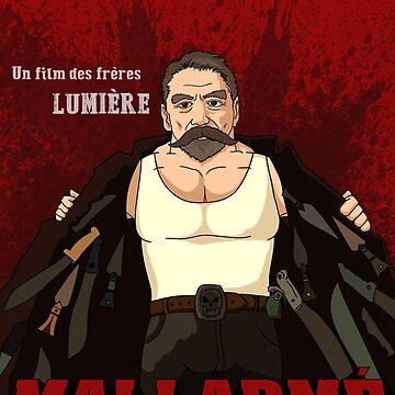 Mallarmé Kills by LeVendeur