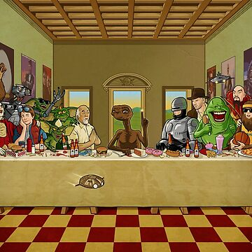 The Last Supper  by webso
