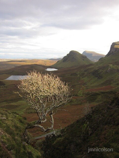 Trotternish Ridge  by jmnicolson