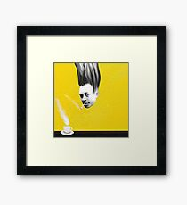 Albert Camus Framed Print