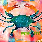 Blue Crab by Madara Mason