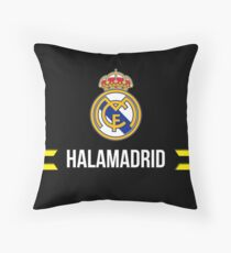 REAL MADRID FAN Throw Pillow