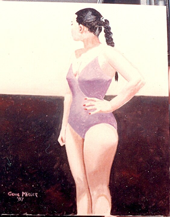 Bathing Suit by dummy