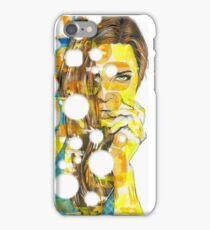 LAYERS Original Acrylic Painting iPhone Case/Skin