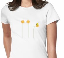 FAT Bumble T Shirt Womens Fitted T-Shirt