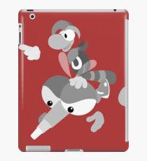 Mind your own Bzzitness! iPad Case/Skin