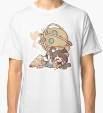 Little Sister Nap Time Classic T-Shirt