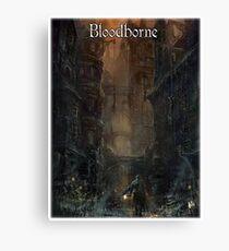 Bloodborne - Old Yharnam Canvas Print