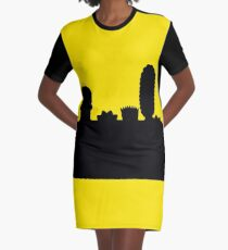 The Simpsons Graphic T-Shirt Dress