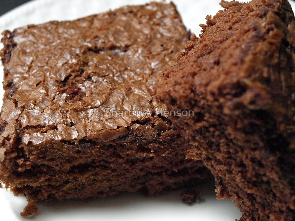 BROWNIES by Sharon A. Henson