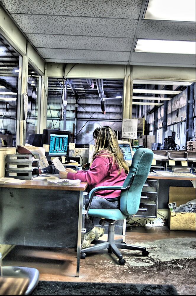 Hard at Work by Tom Causley