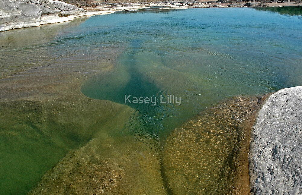 Under the water by Kasey Lilly