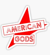 AMERICAN GODS Sticker