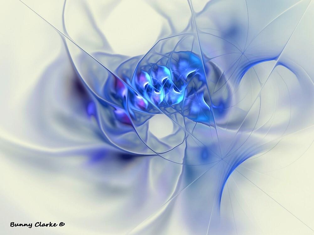 Braided Silk Flower Blossom (4485 Views as of 060617) by Bunny Clarke