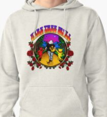 FARE THEE WELL - ROSES Pullover Hoodie