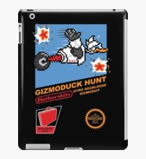Gizmoduck Hunt iPad Case/Skin