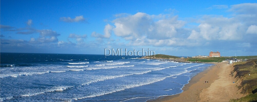 Southside Fistral by DMHotchin
