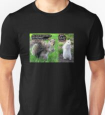 If you think Global Warming is not a real issue...think again. Unisex T-Shirt