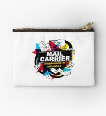 MAIL CARRIER - NO BODY KNOWS Studio Pouch