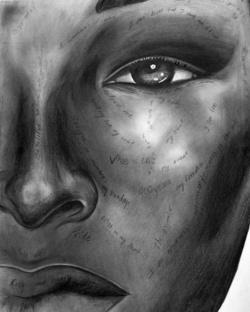Allovayaface by Lee Grissett