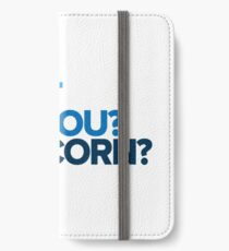 An Acorn? - Dear Evan Hansen iPhone Wallet/Case/Skin