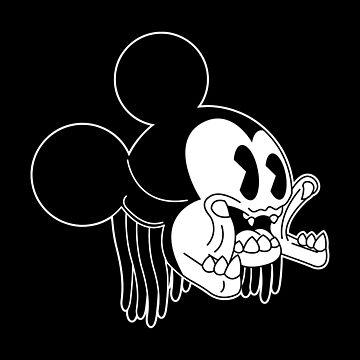 Icky Mouse by designerdann