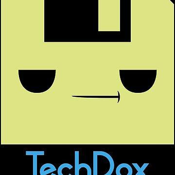 Techdox Logo by Crestedcracker